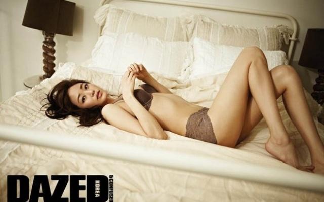 sexy Kim Hyo Jin