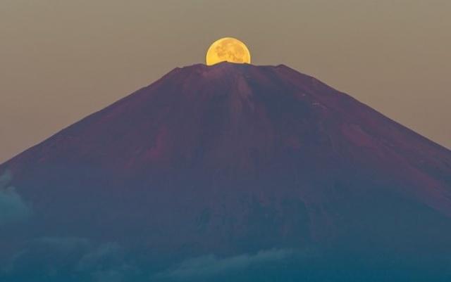 Minimalismus je symbolem Japonska stejně tak jako hora Fudži