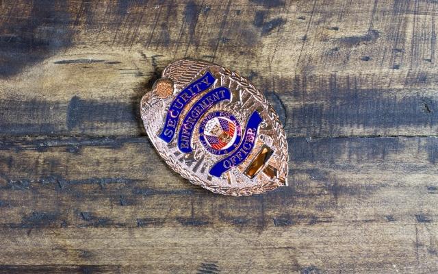 Policejní odznak