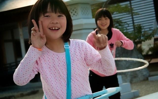 Japonská děvčata