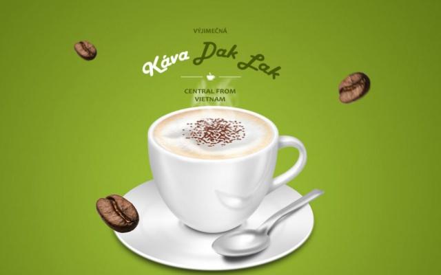 Dak Lak coffee