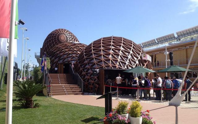 Malajsijský pavilon EXPO 2015