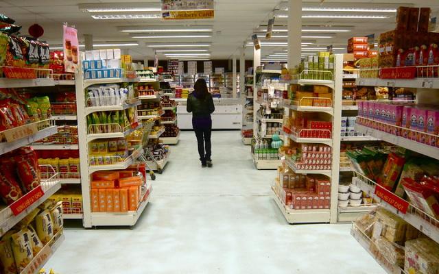 Korejský obchod