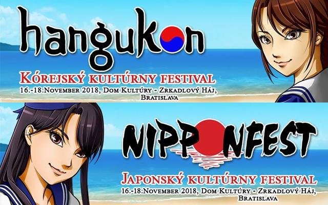 Hangukon a Nipponfest 2018