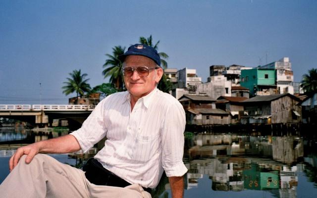 Jaroslav Picka ve Vietnamu