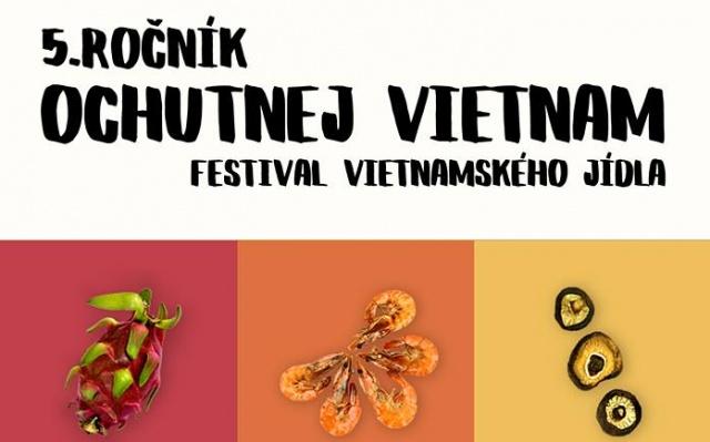 Festival Ochutnej Vietnam se koná 15. - 16. září