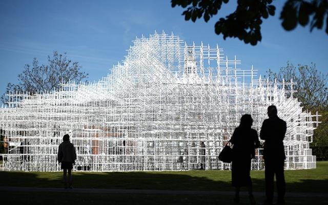 Pavilon v Hyde Parku