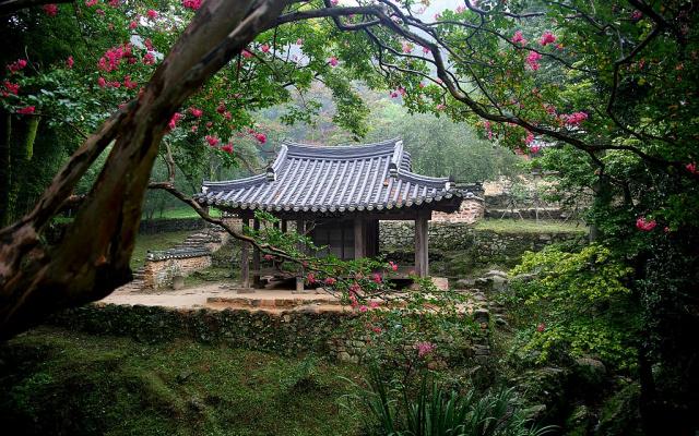 Soswaewonská zahrada