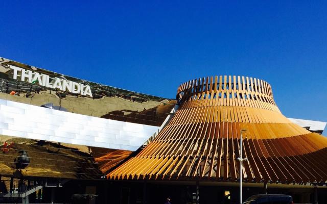 EXPO 2015 - Thajský pavilon