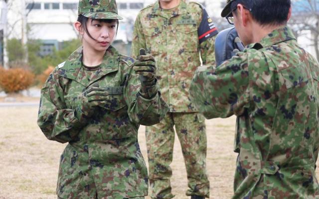 Japonská armáda sprístupní viac miest pre ženy