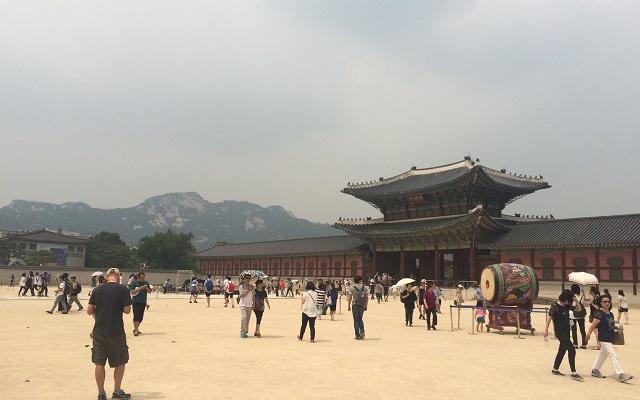Gyeongbokgungský palác