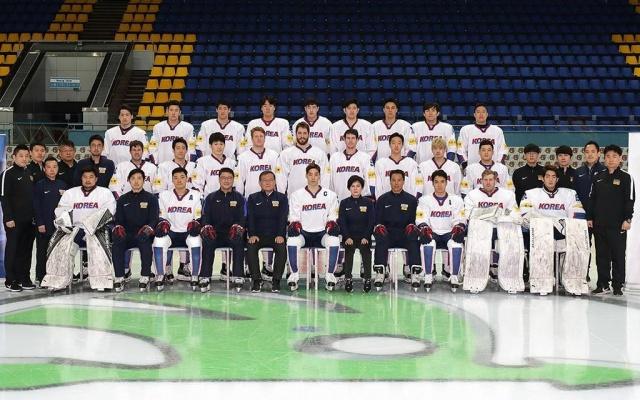 Hokejový tím Kórejskej republiky