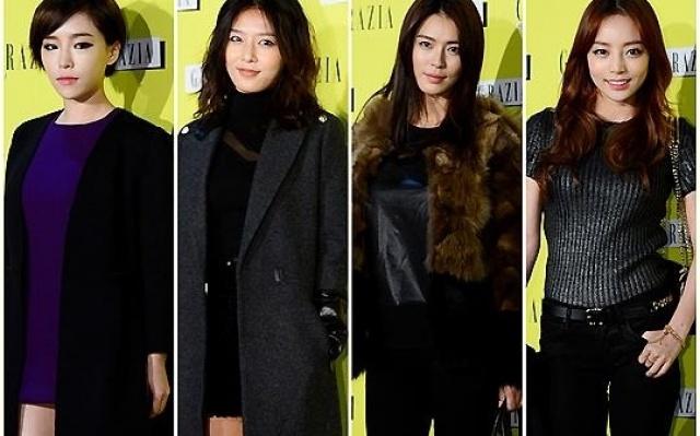VIP hosté - Ga-In, Yubin, Kahi, Hara