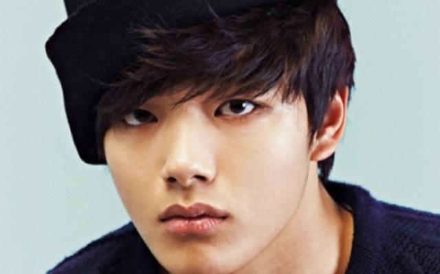 Yeo Jin Goo v lednovém vydání Nylonu