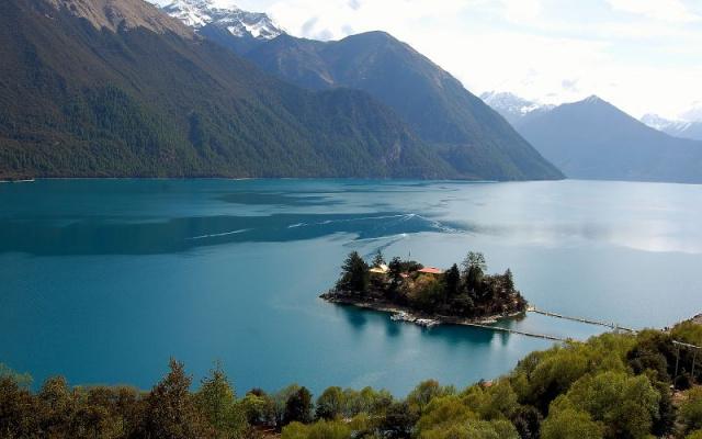 Jezero Basum