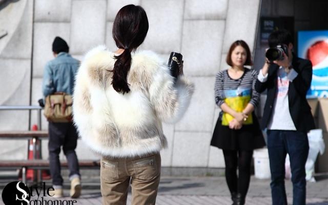 Co nosí korejské dívky a ženy?