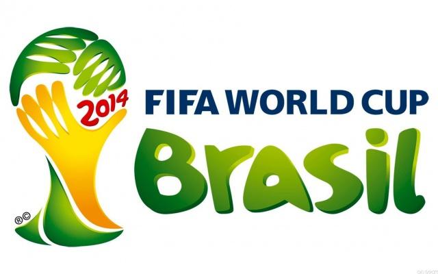 oficiální logo světového šampionátu v Brazílii