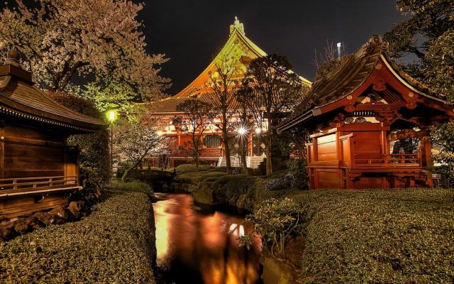 Kapří rybník, Asakusa
