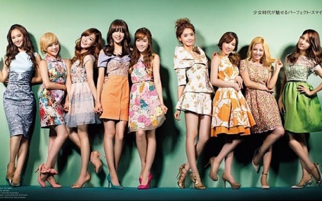 9 andělů pro Vogue Japan