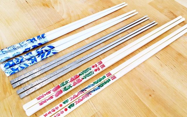 Čínske, kórejské a japonské paličky