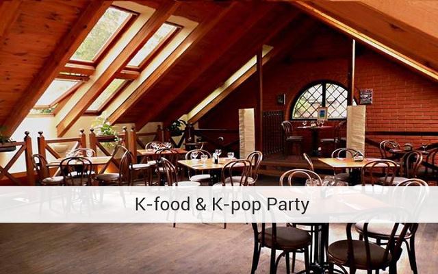 Korejská restaurace U Kavalíra