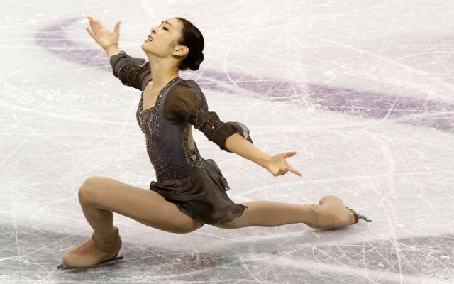 Úžasná Kim Yuna