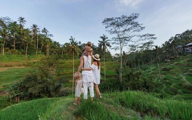 Bali s dětmi