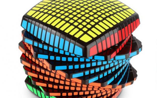 Nová Rubikova kostka