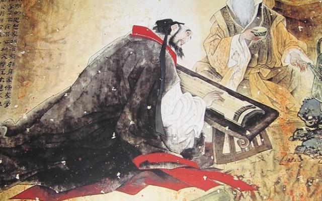 Zmodernizované pojetí konfuciánské tušové malby