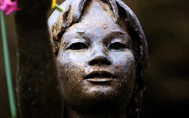 Památník Sadako v Seattle